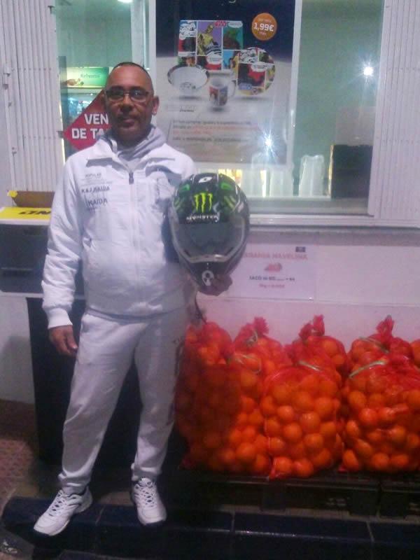 Ganador del sorteo MotoGP Valencia