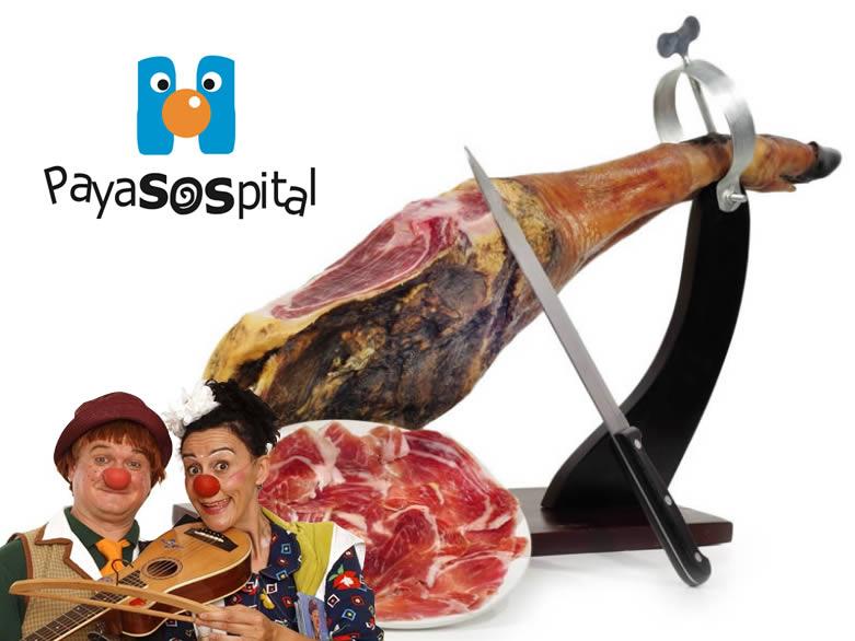 Sorteo y colaboración con PayaSOSpital