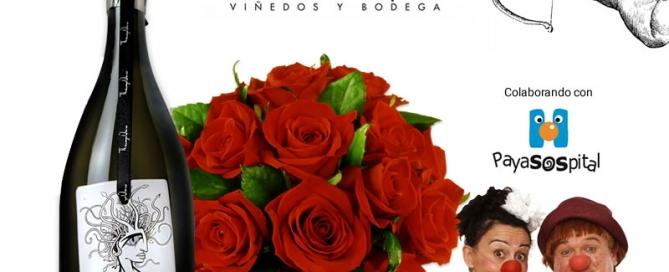 Sorteo cava y rosas en San Valentín