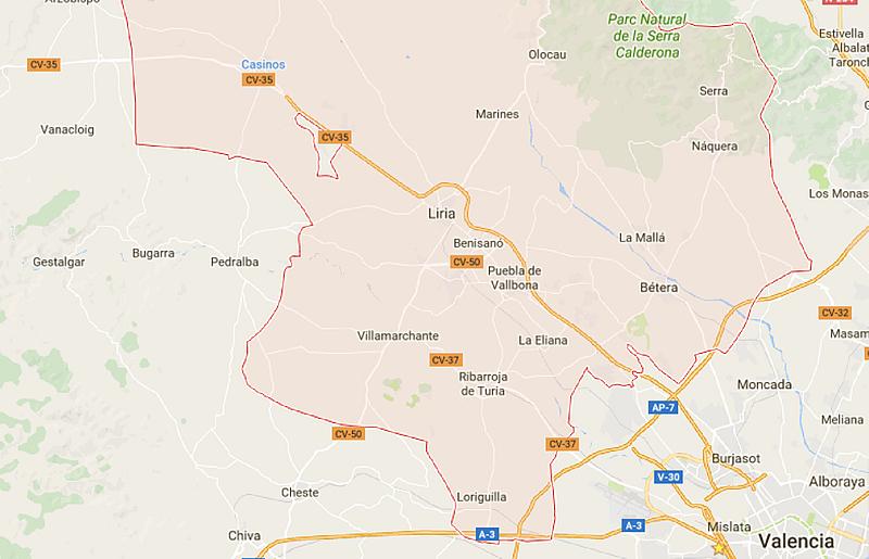 Gasóleo a domicilio en Bétera, La Eliana y Ribarroja