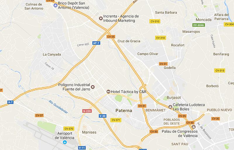Gasóleo calefacción en Paterna y La Cañada