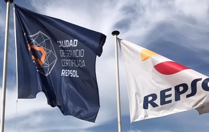 Calidad en gasolineras Repsol