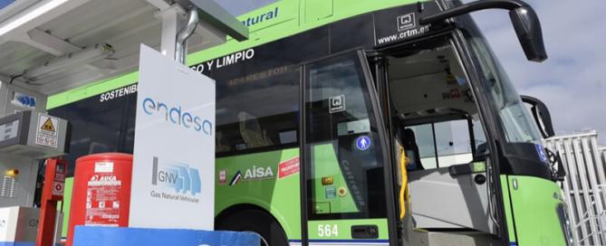 Repostar gas natural en Valencia: GNL y GNC