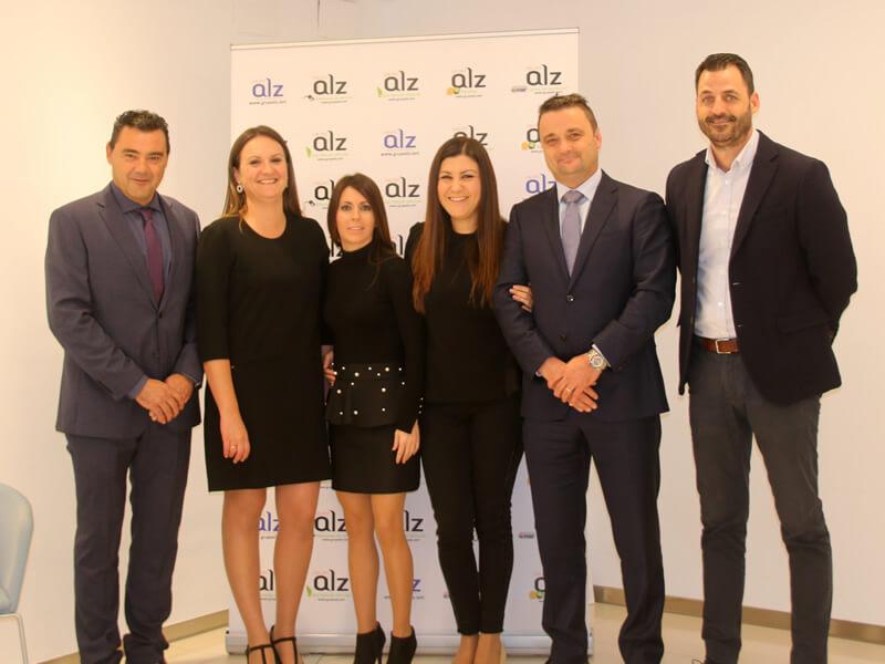 Grupo ALZ en el evento sobre gas vehicular