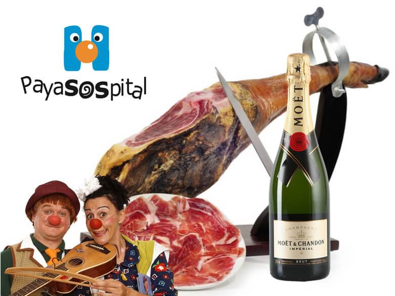 Sorteo en colaboración con PayaSOSpital