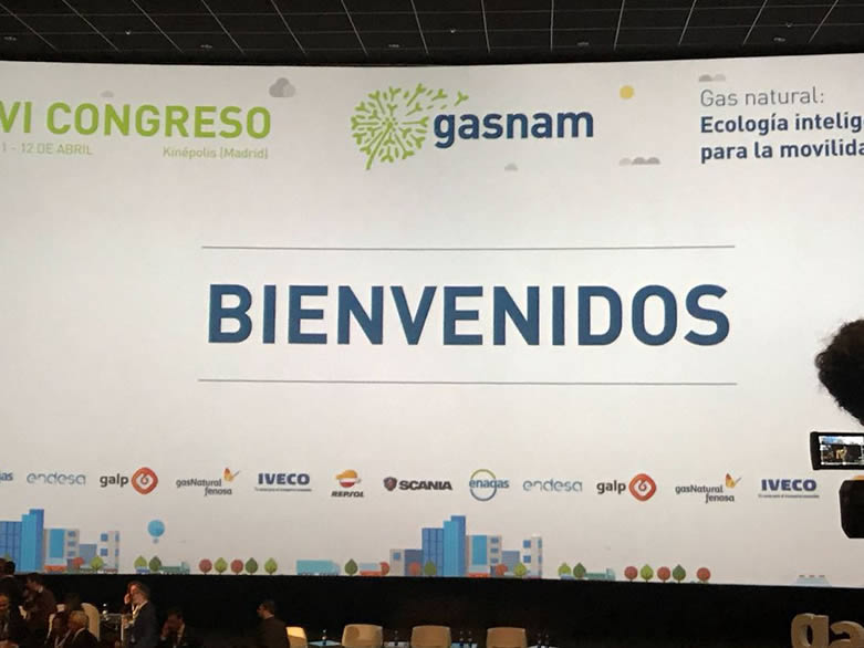 Congreso GASNAM