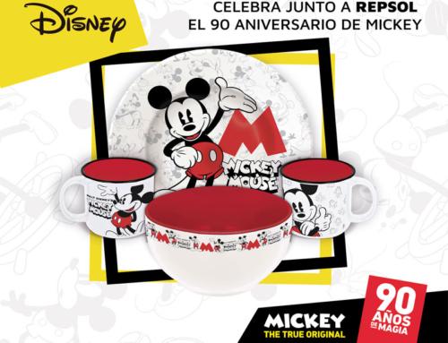 90 aniversario de Mickey, celebralo con nosotros