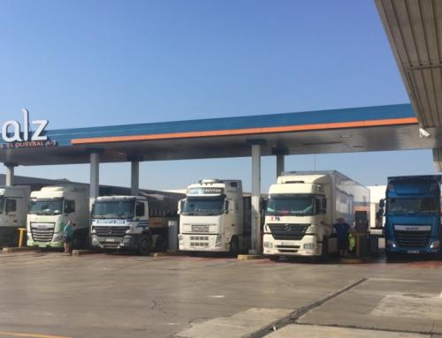 El suministro en estaciones de servicio de GNL y GNC en Valencia