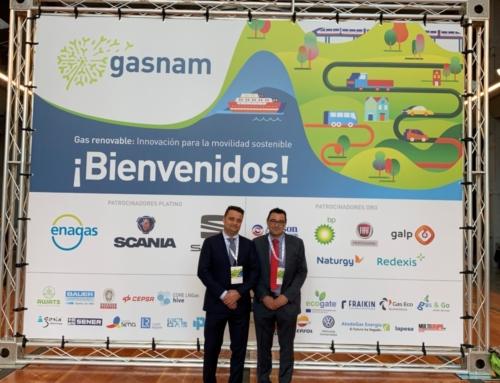 Grupo ALZ participa en el VII Congreso Gasnam
