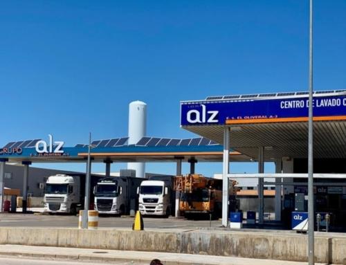 Nuevo depósito de gas en nuestras instalaciones en el Oliveral A3