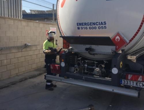 A partir de mañana nuestro clientes ya podrán repostar GNC y GNL en nuestras instalaciones El Oliveral