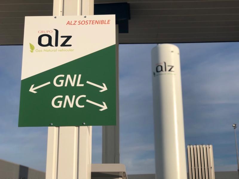 GNC y GNL ALZ