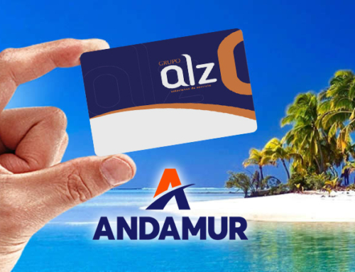 Oferta comercial: Tarjetas ALZ-ANDAMUR