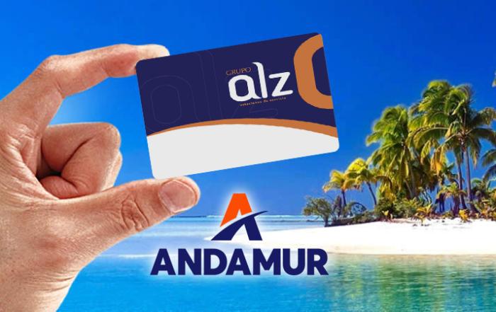 Tarjeta ALZ - Andamur