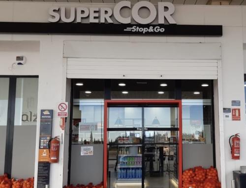 Nueva tienda SUPERCOR STOP&GO en E.S. Buñol